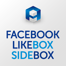 Aspexi Facebook Like Box Sidebox HD
